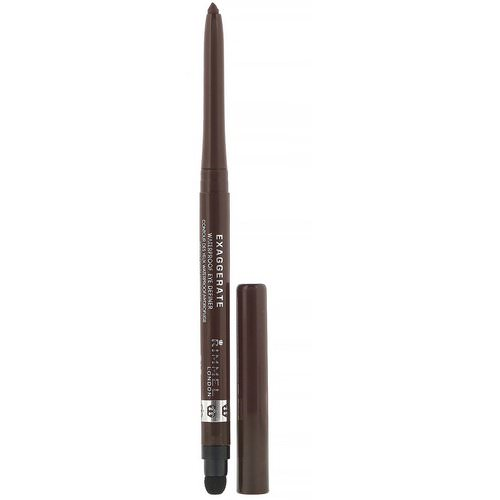 Rimmel London, Exaggerate Eye Definer, 212 Rich Brown, 0.009 oz (.28 g) Review
