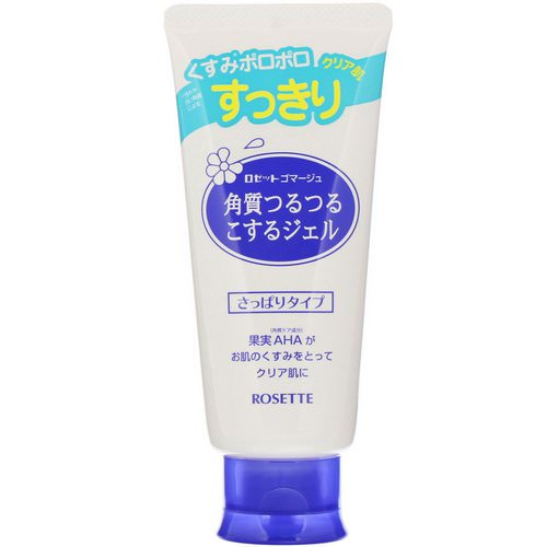 Rosette, Gommage, Face Cleansing Gel, 4.2 oz (120 g) Review
