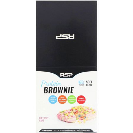 Protein Brownies, Protein Snacks, Brownies, Cookies, Sports Bars, Sports Nutrition