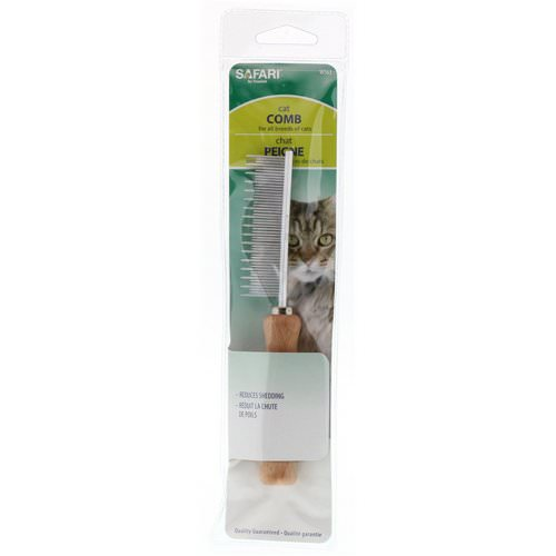 Safari, Cat Shedding Comb for All Breeds of Cats Review