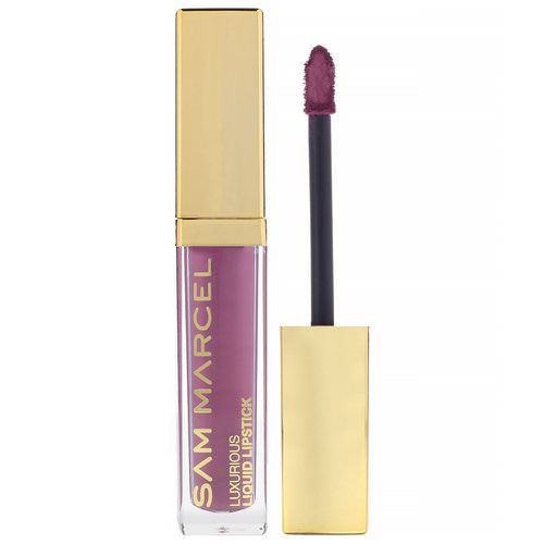 Sam Marcel, Luxurious Liquid Lipstick, Chloe, 0.185 fl oz (5.50 ml) Review