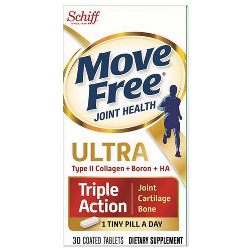 Schiff, Move Free Ultra, 30 Coated Tablets Review