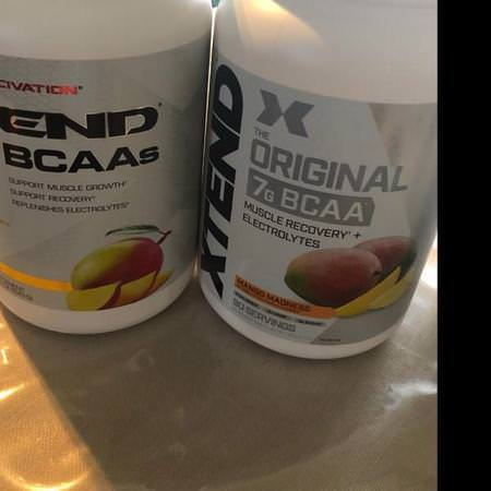 Supplements Amino Acids BCAA Sports Nutrition Scivation