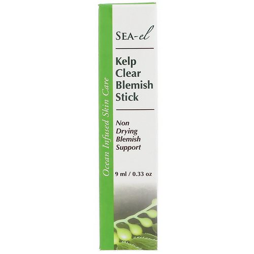 Sea el, Kelp Clear Blemish Stick, 0.33 oz (9 ml) Review