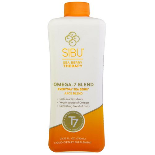 Sibu Beauty, Omega-7 Blend, Everyday Sea Berry Juice Blend, 25.35 fl oz (750 ml) Review