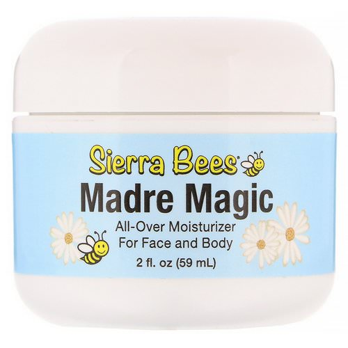 Sierra Bees, Madre Magic, Royal Jelly & Propolis Cream, 2 fl oz (59 ml) Review