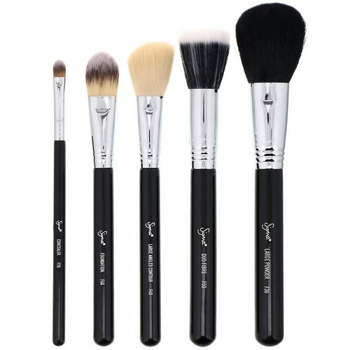 Sigma, Basic Face Brush Set, 5 Piece Set Review