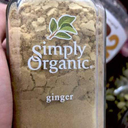 Simply Organic Grocery Herbs Spices