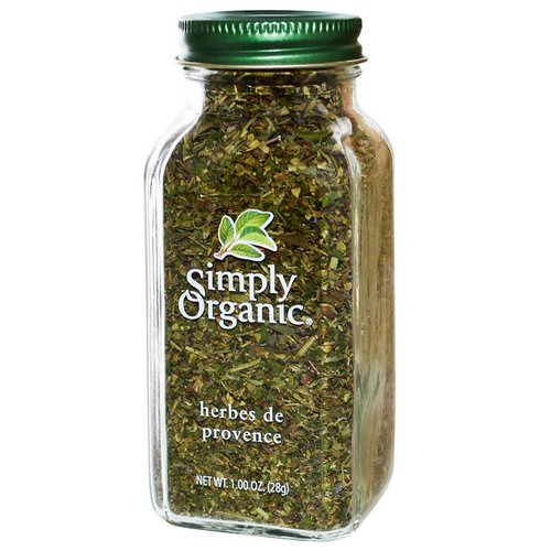 Simply Organic, Herbes De Provence, 1.00 oz (28 g) Review