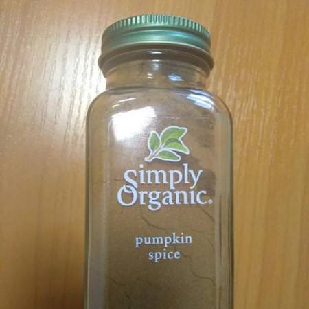 Simply Organic, Spice Blends