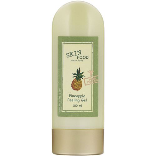 Skinfood, Pineapple Peeling Gel, 100 ml Review