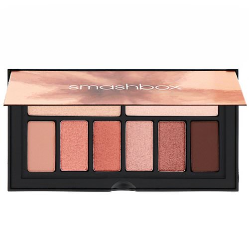 Smashbox, Cover Shot Eye Palette, Petal Metal, 0.21 oz (6.2 g) Review