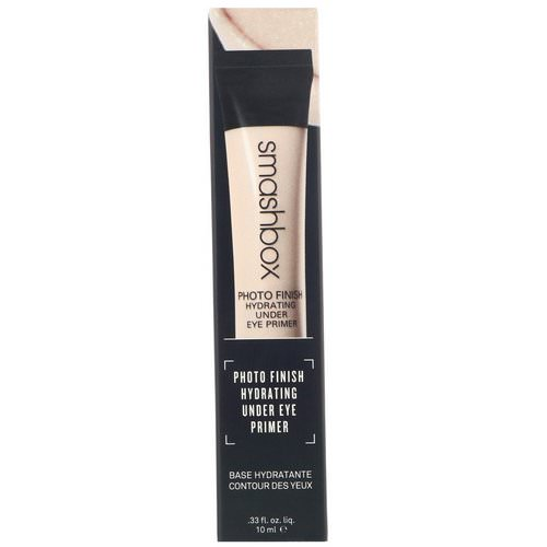 Smashbox, Photo Finish Hydrating Under Eye Primer, 0.33 fl oz (10 ml) Review