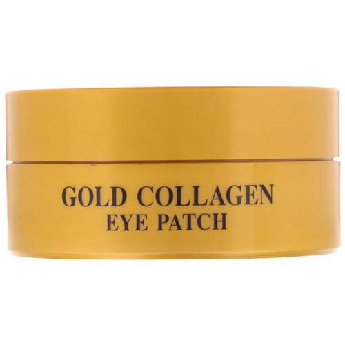 SNP, Gold Collagen, Eye Patch, 60 Patches Review