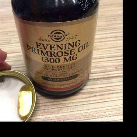 Solgar Supplements Women's Health Evening Primrose Oil