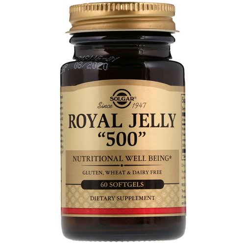 Solgar, Royal Jelly
