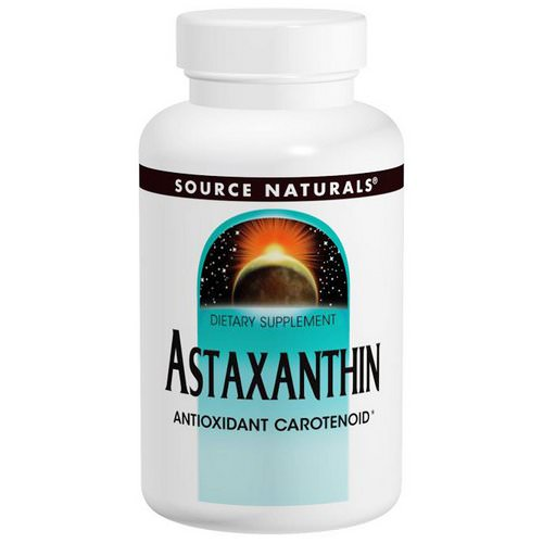 Source Naturals, Astaxanthin, 2 mg, 30 Softgels Review