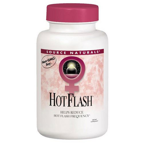 Source Naturals, Hot Flash, 180 Tablets Review