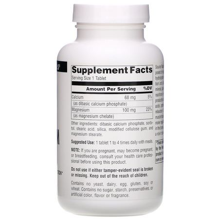 Magnesium, Minerals, Supplements