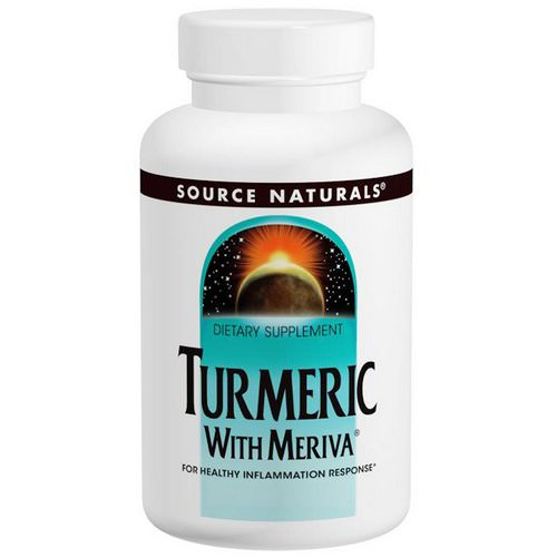 Source Naturals, Meriva Turmeric Complex, 500 mg, 120 Capsules Review