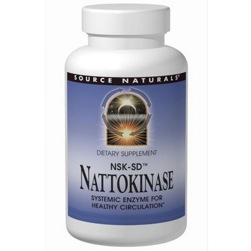 Source Naturals, Nattokinase NSK-SD, 36 mg, 90 Softgels Review