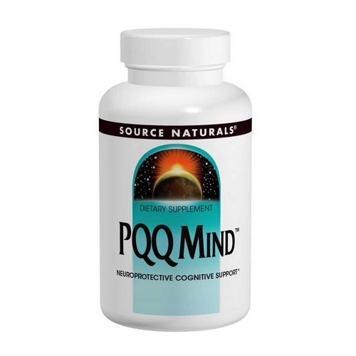 Source Naturals, PQQ Mind, 60 Tablets Review