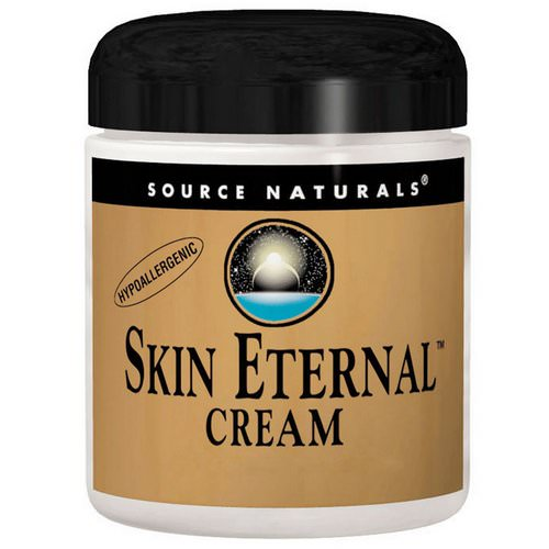 Source Naturals, Skin Eternal Cream, For Sensitive Skin, 4 oz (113.4 g) Review