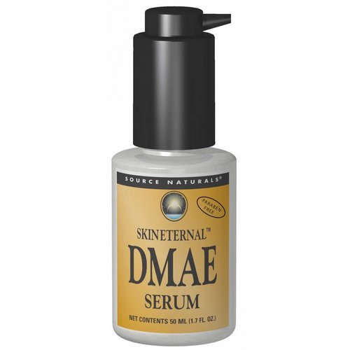 Source Naturals, Skin Eternal DMAE Serum, 1.7 fl oz (50 ml) Review