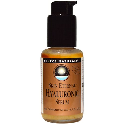 Source Naturals, Skin Eternal, Hyaluronic Serum, 1.7 fl oz (50 ml) Review