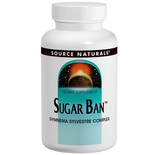 Source Naturals, Sugar Ban, 75 Tablets Review