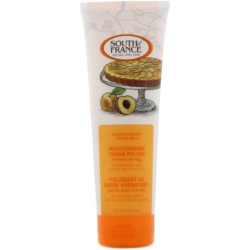 South of France, Moisturizing Sugar Polish, Glazed Apricots, 8 oz (226 g) Review