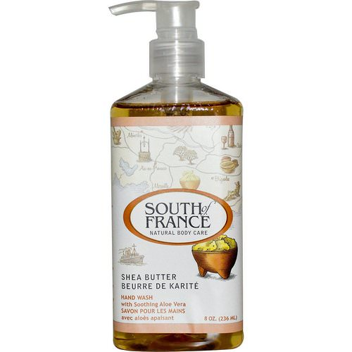 South of France, Shea Butter, Hand Wash with Soothing Aloe Vera, 8 oz (236 ml) Review