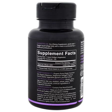 Biotin, Nails, Skin, Hair, Supplements, Sports Supplements, Sports Nutrition