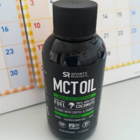 Supplements Diet Weight MCT Oil Sports Research
