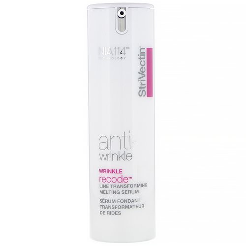 StriVectin, Anti-Wrinkle, Line Transforming Melting Serum, 1 fl oz (30 ml) Review