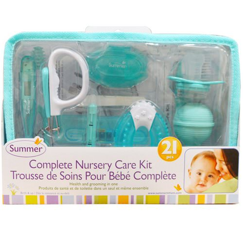 Summer Infant, Complete Nursery Care Kit, 21 Pieces Review