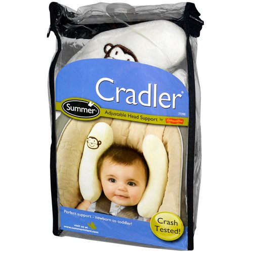 Summer Infant, Cradler, Adjustable Head Support Review
