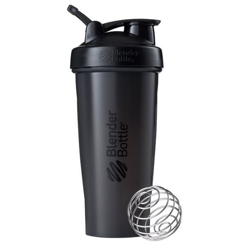 Blender Bottle, BlenderBottle, Classic With Loop, Black, 28 oz Review