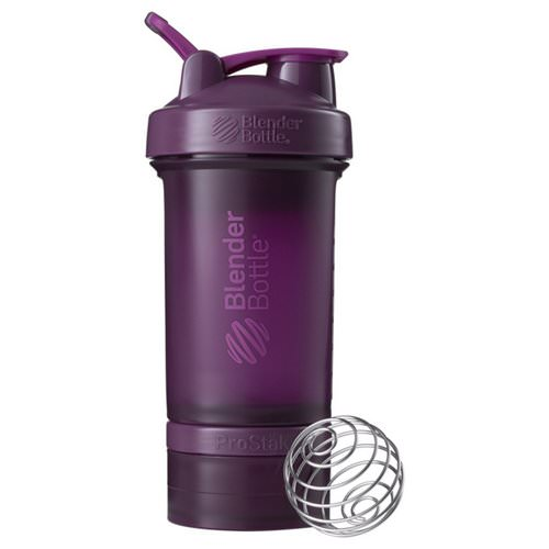 Blender Bottle, BlenderBottle, ProStak, Plum, 22 oz Review