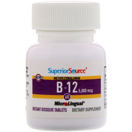 Superior Source, B12
