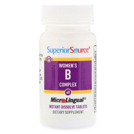 Superior Source, Vitamin B Complex