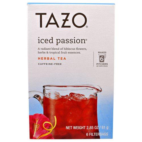 Tazo Teas Iced Tea