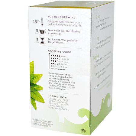Tazo Teas Green Tea Zen