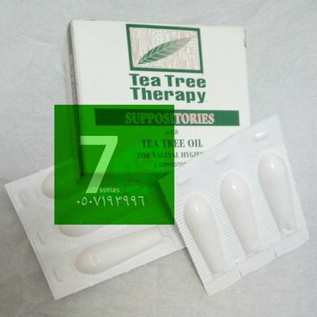 Bath Personal Care Feminine Hygiene Supplements Tea Tree Therapy