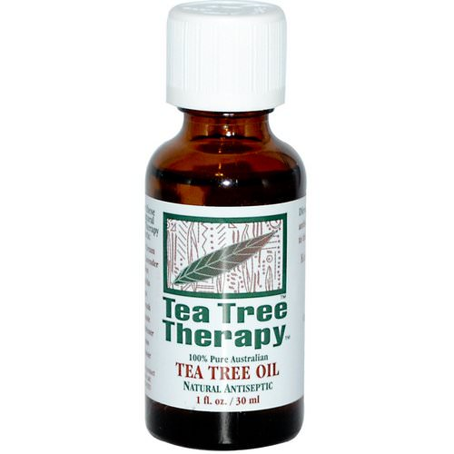 Tea Tree Therapy, Tea Tree Oil, 1 fl oz (30 ml) Review