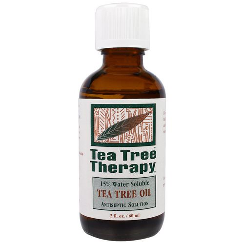 Tea Tree Therapy, Tea Tree Oil, 2 fl oz (60 ml) Review