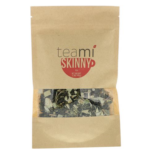 Teami, Skinny Tea Blend, 2.3 oz (65 g) Review