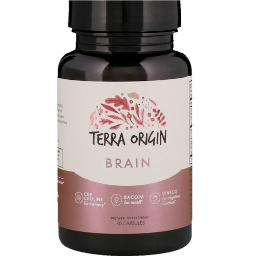 Terra Origin, Brain, 30 Capsules Review