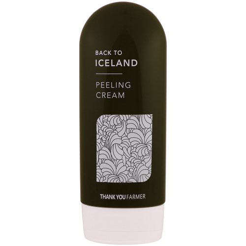 Thank You Farmer, Back to Iceland, Peeling Cream, 5.27 fl oz (150 ml) Review