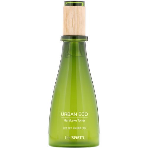 The Saem, Urban Eco, Harakeke Toner, 6.08 fl oz (180 ml) Review